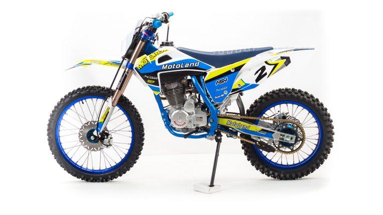 Мотоцикл Кросс 250 XT250 HS 01