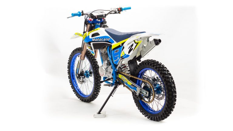 Мотоцикл Кросс 250 XT250 HS 02