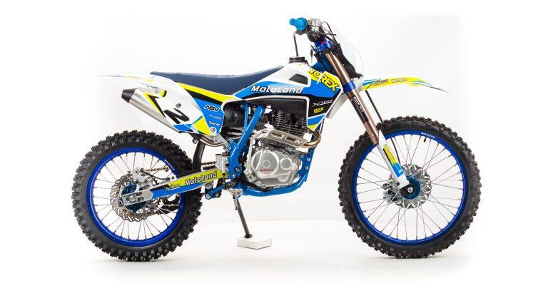 Мотоцикл Кросс 250 XT250 HS 05