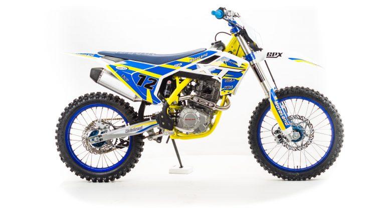 Мотоцикл Кросс 250 XT250 ST 05