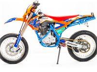 Мотоцикл Кросс CRF250 STUNT 01
