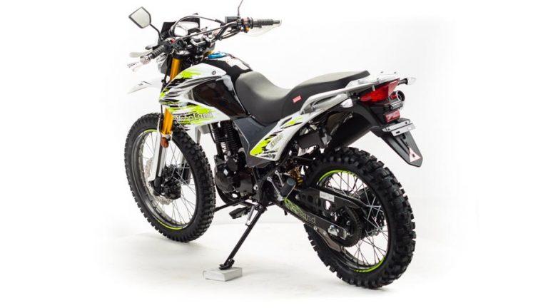 Мотоцикл Кросс ENDURO EX 250 02