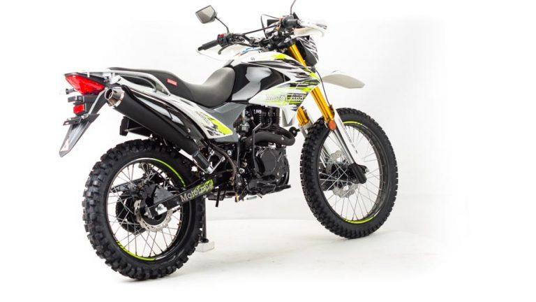 Мотоцикл Кросс ENDURO EX 250 05
