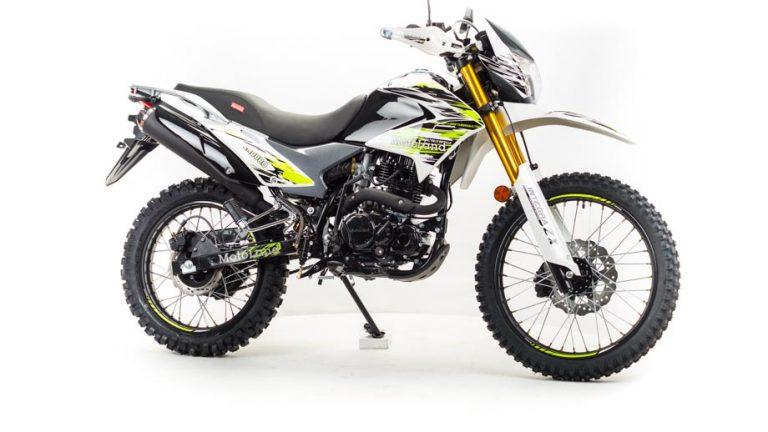 Мотоцикл Кросс ENDURO EX 250 06