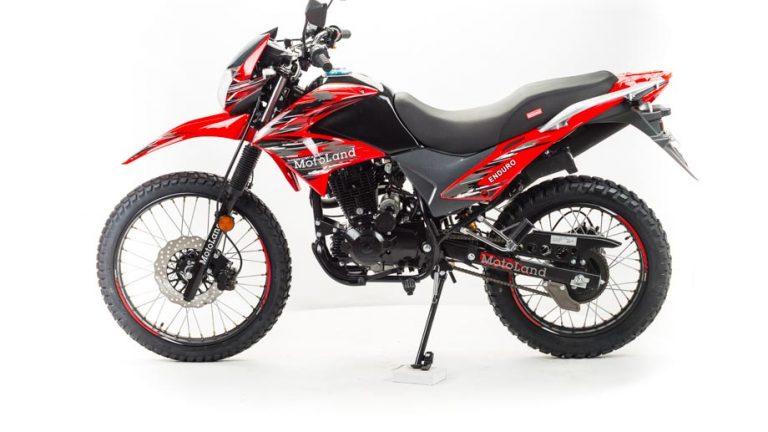 Мотоцикл Кросс ENDURO LT 250 01