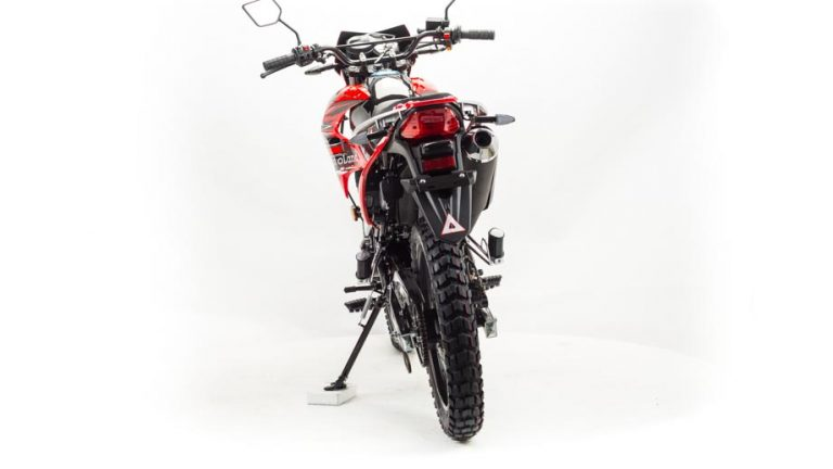 Мотоцикл Кросс ENDURO LT 250 03