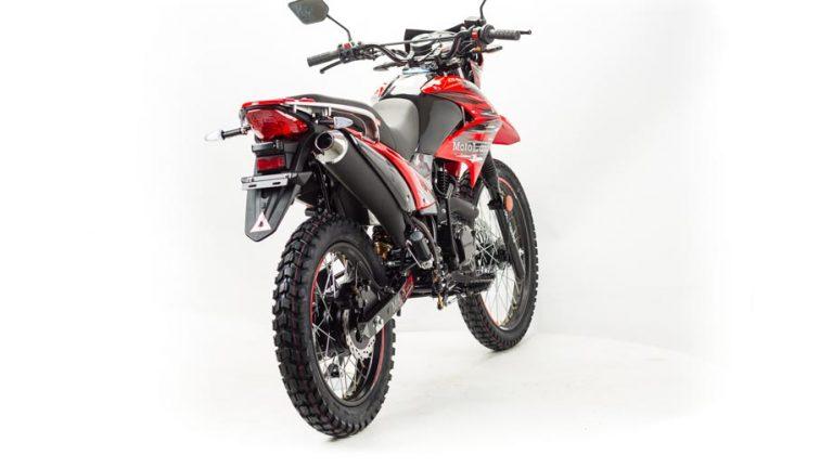 Мотоцикл Кросс ENDURO LT 250 04
