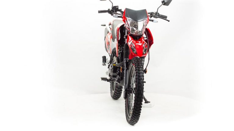 Мотоцикл Кросс ENDURO LT 250 06