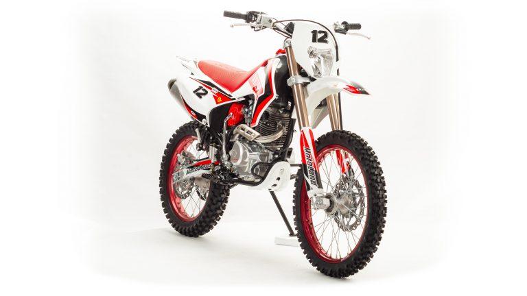 Мотоцикл Кросс XR250 LITE 06