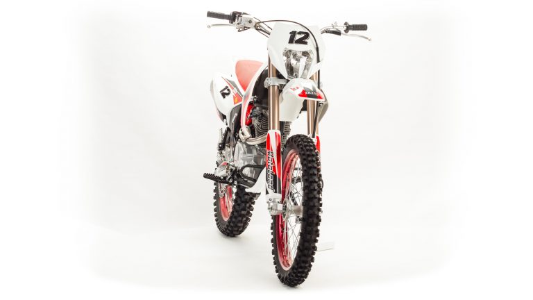 Мотоцикл Кросс XR250 LITE 07