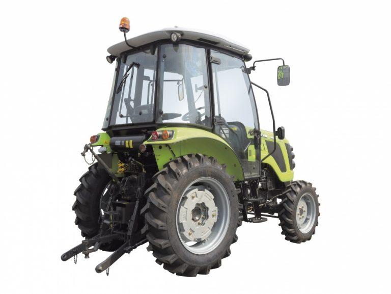 Трактор Chery Zoomlion RK-504C lux 02