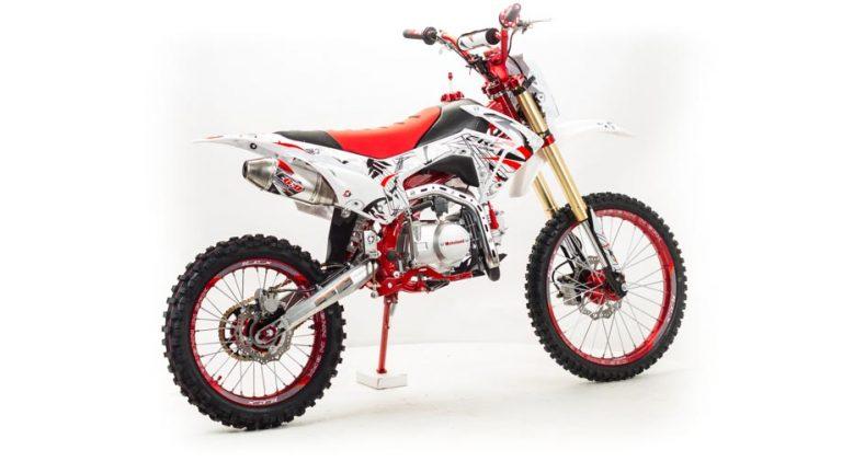 мотоцикл CRF 125 19 16 01