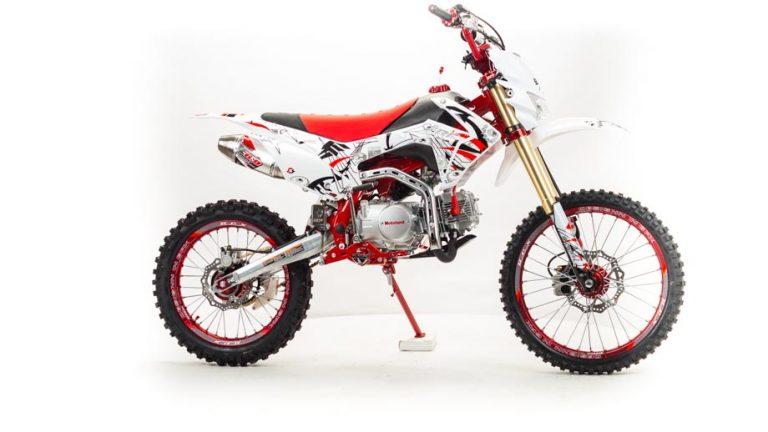 мотоцикл CRF 125 19 16 02