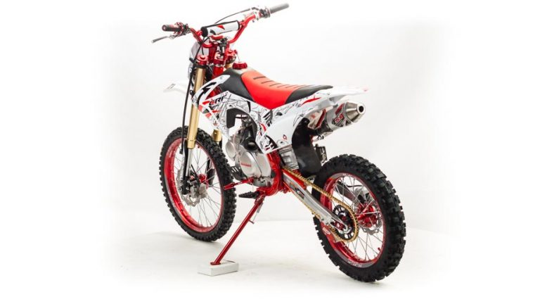 мотоцикл CRF 125 19 16 05