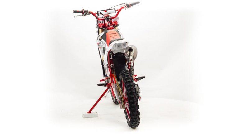 мотоцикл CRF 125 19 16 07