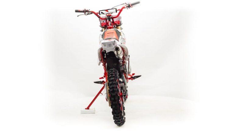 мотоцикл CRF 125 19 16 08