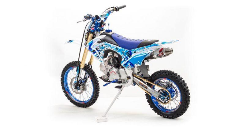 мотоцикл CRF 125 E 02