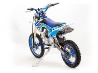 мотоцикл CRF 125 E 03