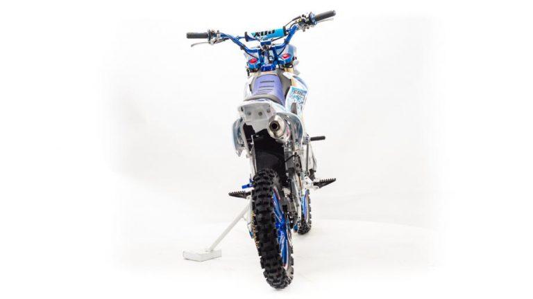 мотоцикл CRF 125 E 04