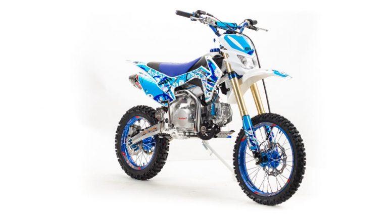 мотоцикл CRF 125 E 07
