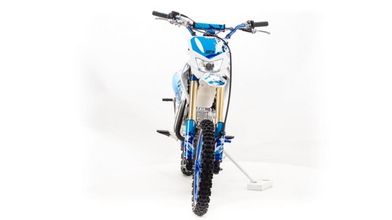 мотоцикл CRF 125 E 08