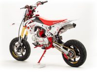 мотоцикл CRF 125 SM 02