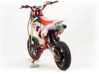мотоцикл CRF 125 SM 03