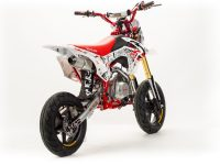 мотоцикл CRF 125 SM 05