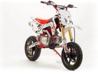мотоцикл CRF 125 SM 07