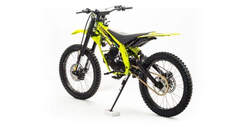 мотоцикл FX1 джампер 02