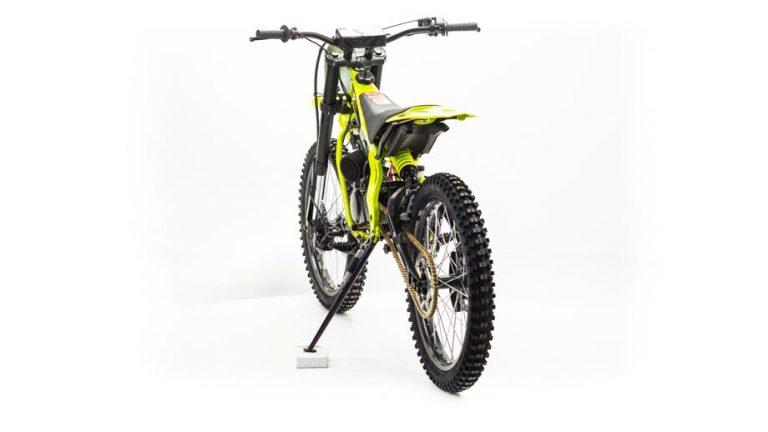 мотоцикл FX1 джампер 03