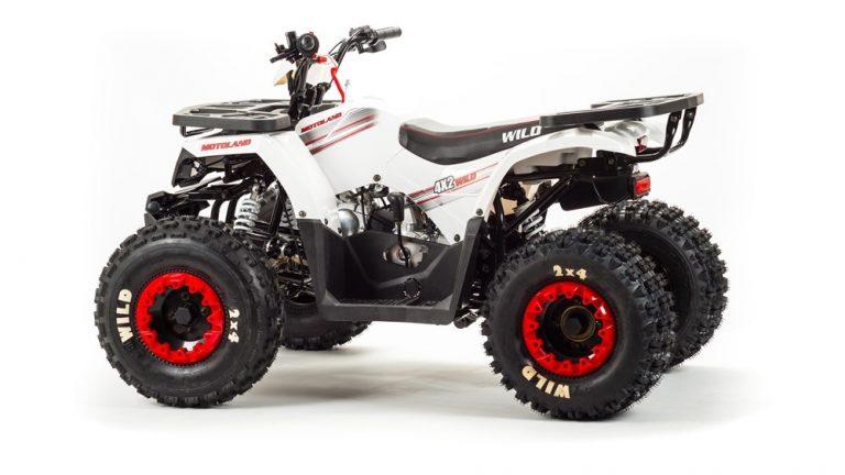 125 WILD квадроцикл 01