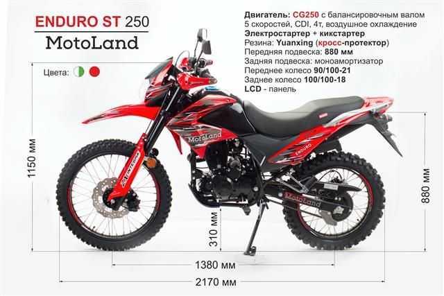 ENDURO ST 250 04