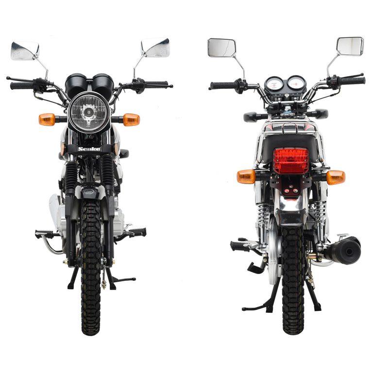 Мотоцикл Regulmoto SK-125 06