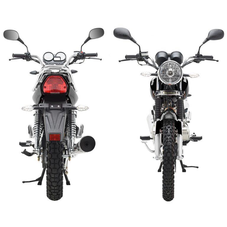 Мотоцикл Regulmoto SK 150-6 03