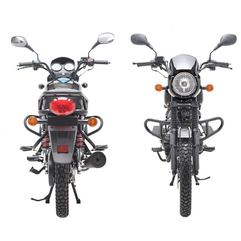 Мотоцикл Regulmoto SK200 04