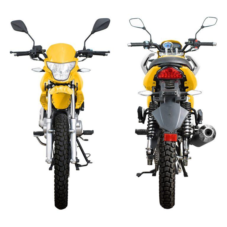 Мотоцикл Regulmoto SK200-9 05