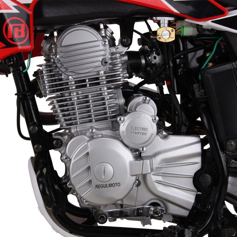 Мотоцикл Regulmoto Sport-003 04