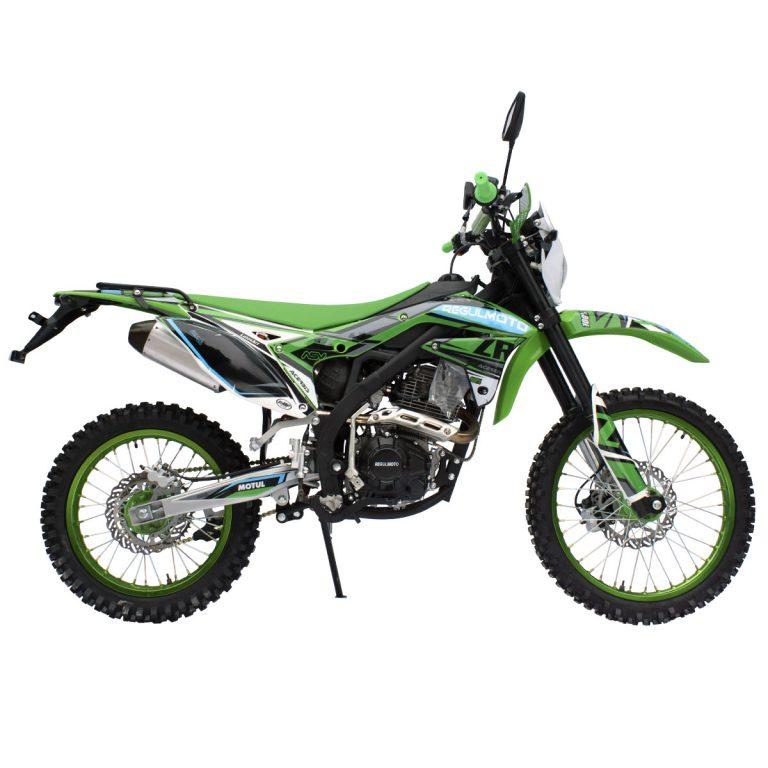 Мотоцикл Regulmoto ZR 02