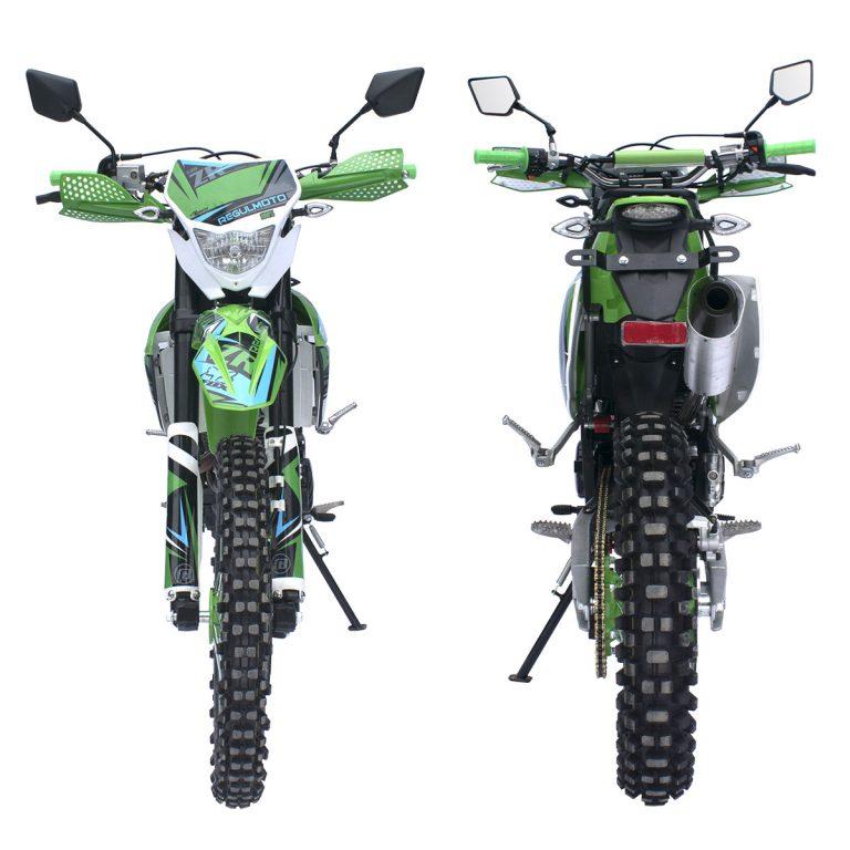 Мотоцикл Regulmoto ZR 03