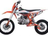 REGULMOTO FIVE YX125 EA New 01