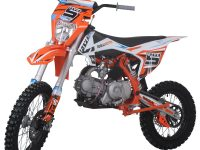 REGULMOTO FIVE YX125 EA New 04