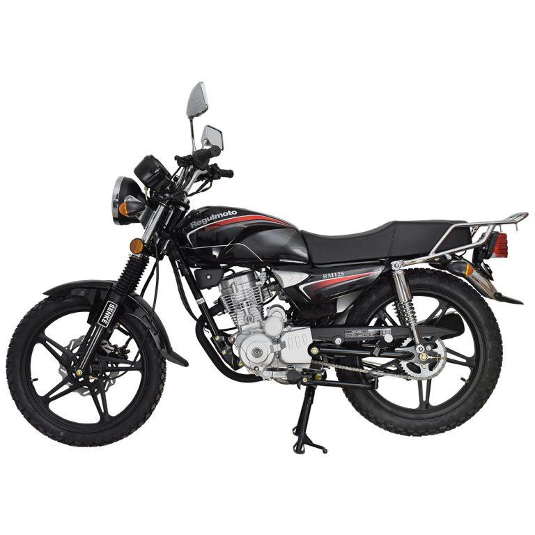 Регулмото мотоцикл RM 125 01