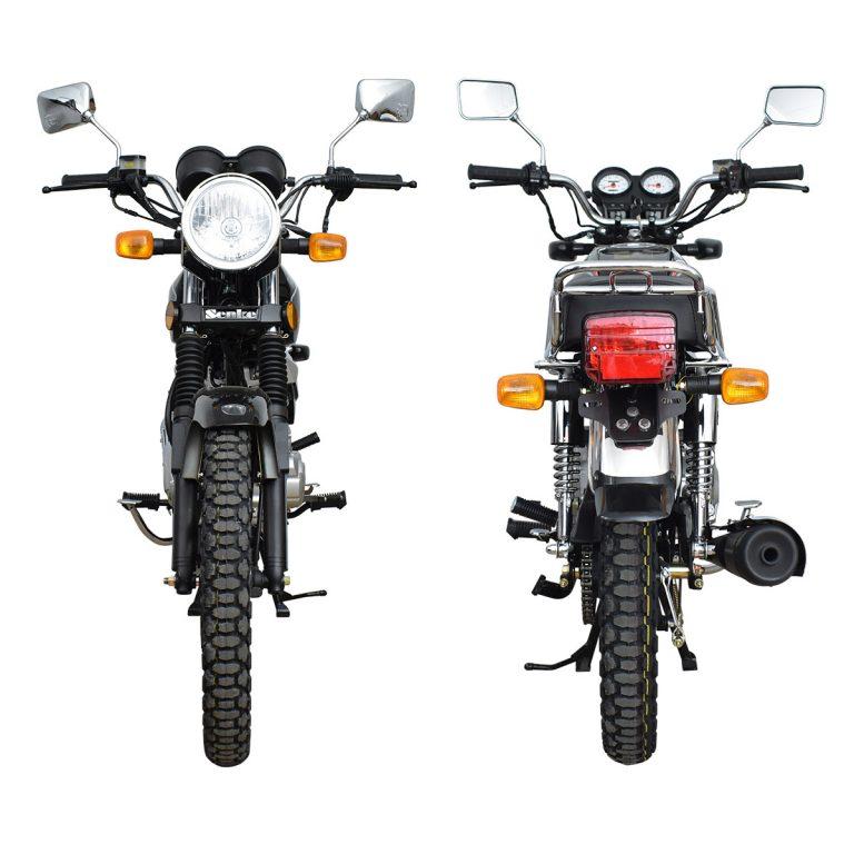 Регулмото мотоцикл RM 125 03
