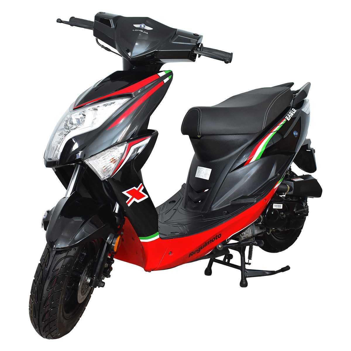 Скутер Regulmoto EAGLE 50 02