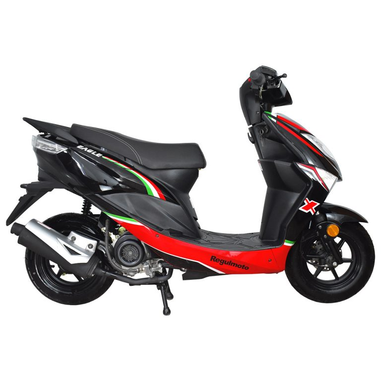 Скутер Regulmoto EAGLE 50 04