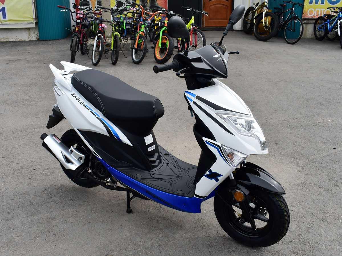 Скутер Regulmoto EAGLE 50 06