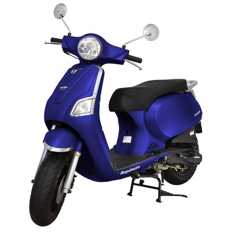 Скутер Regulmoto ESTATE 125 02