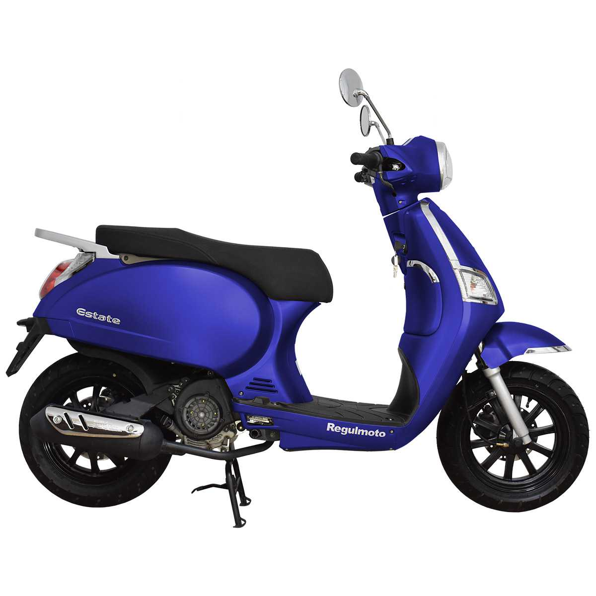 Скутер Regulmoto ESTATE 125 04