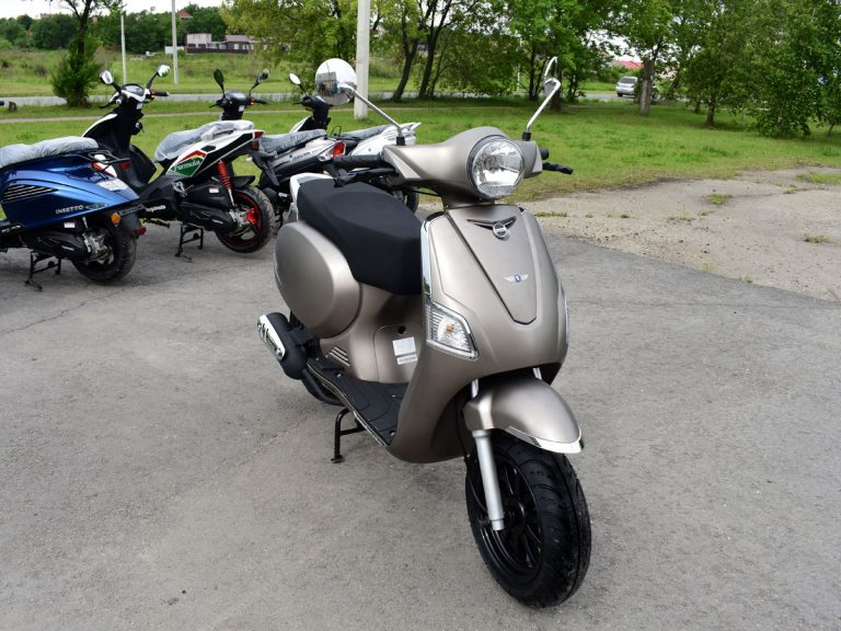 Скутер Regulmoto ESTATE 125 05